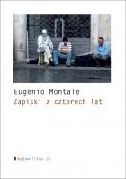Okładka tomu Eugenio Montale